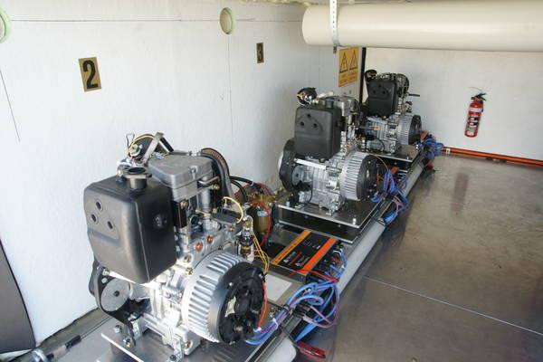 Plato F Engine Module